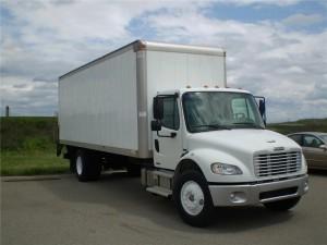 Freight-Liner-Cargo-Truck