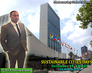 Belize attends sustainable cities forum