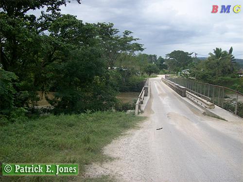Bullet Tree village bridge