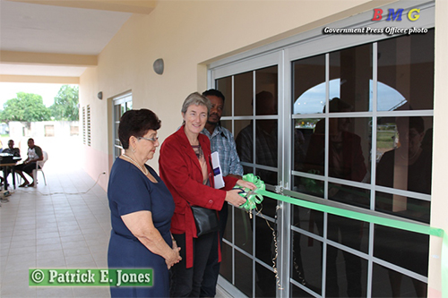 Bus terminal opened in Independence