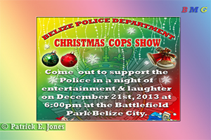 Christmas Cops Show