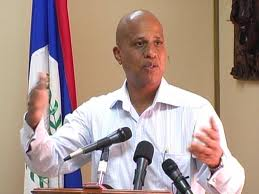 Hon. Dean Barrow (Prime Minister of Belize)