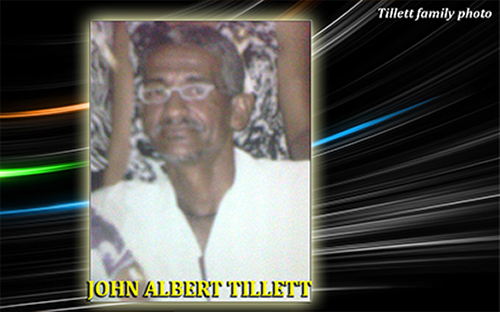 John Tillet, Deceased