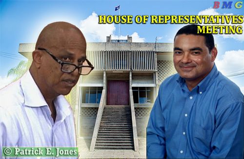 Belize House of Representatives meet in special session