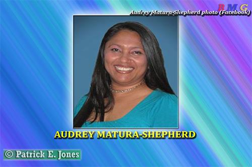 Audrey Matura-Shepherd