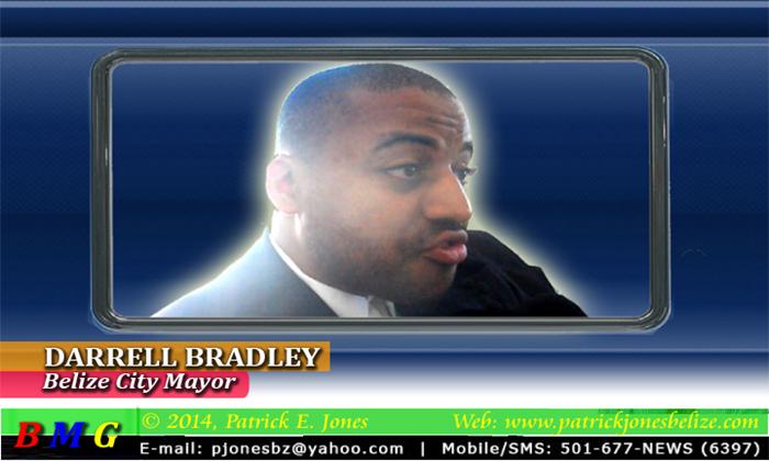Darrell Bradley (Belize City Mayor)