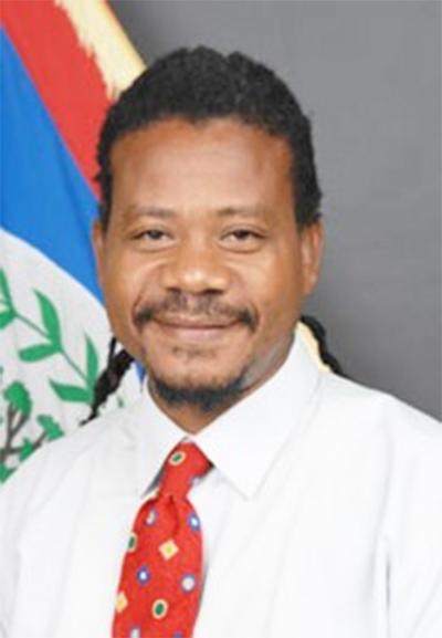 Hon. Edmund Castro (Member, Belize Rural North)