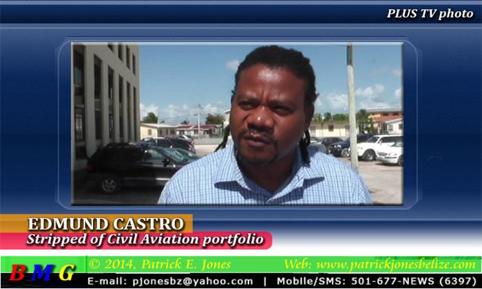 Hon. Edmund Castro (Belize Rural North representative)