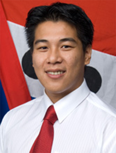 Eric Chang (Member, Belize City Council)