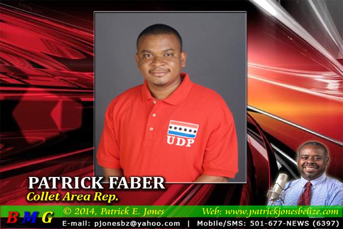 Patrick Faber Collet Area Representative