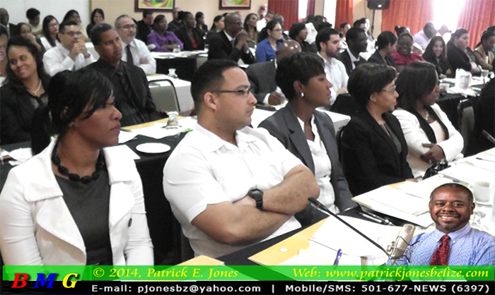 Legal Conference in Belize City