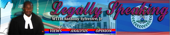 Legally Speaking with Anthony Sylvestre, Jr