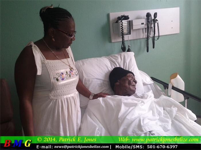 Paul Nabor hospitalized
