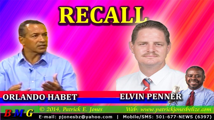 Penner Recall attempt