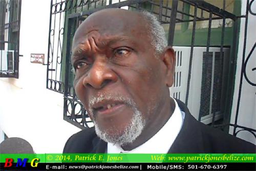 Simeon Sampson (Attorney for Spl. Gino Peck)