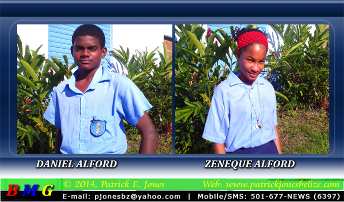 Spelling Bee winners (Georgeville)
