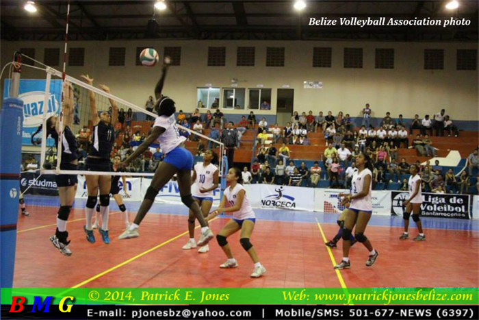 Belize City Volleyball Competition about to start