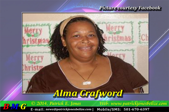 Alma Crawford (Early Childhood Development Officer)