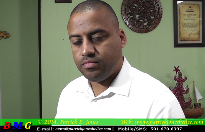 Darrel Bradley (Belize City Mayor)
