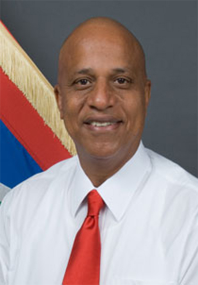 Dean Barrow (Prime Minister of Belize)
