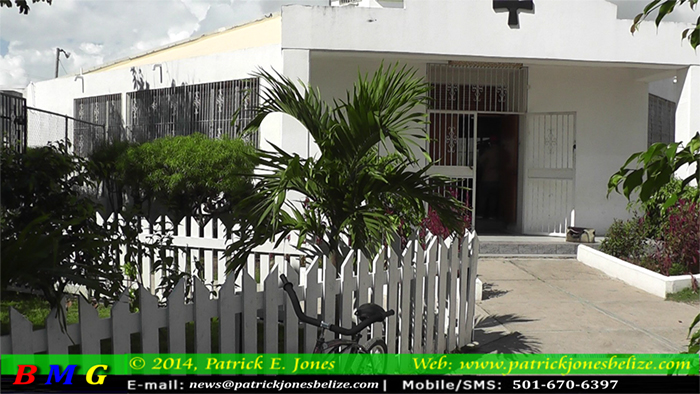 St. Martin de Porres Church (Belize City)
