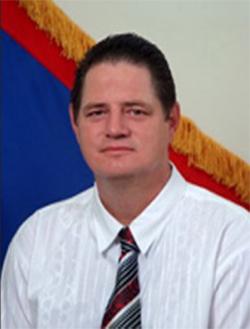 Hon. Elvin Penner (Cayo Northeast Representative)
