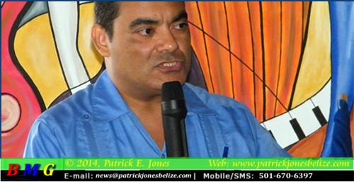 Francis Fonseca (Leader, PUP)