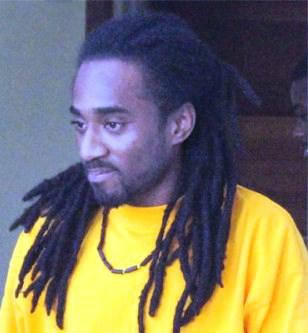 Glenford Ferguson, Jr. (Guilty of Manslaughter) [Photo courtesy: Amandala]