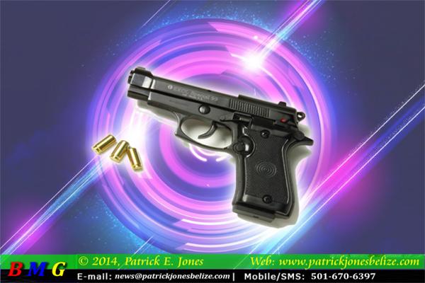 9 millimeter Pistol (Archive photo)