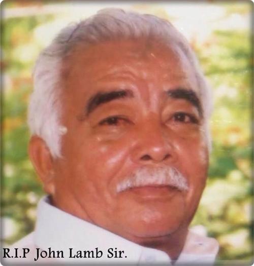 JOHN LAMB SR.
