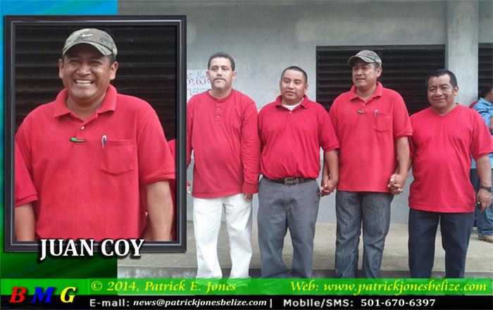 Juan Coy (UDP, Toledo West)