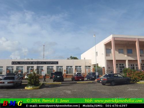 Karl Heusner Memorial Hospital (Belize City)