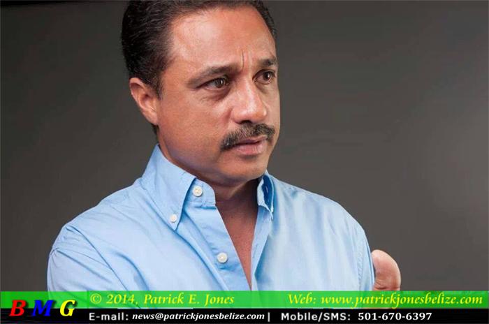 Dr. Marco Tulio Mendez (Area Representative, Orange Walk East)