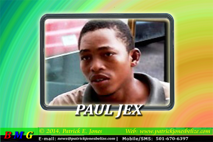 Paul Jex (Found Not Guilty of Murder)