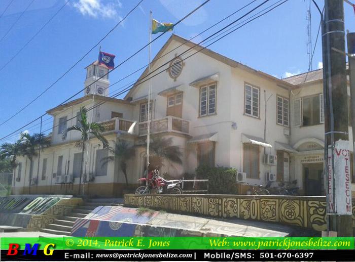 San Ignacio police station (Cayo)