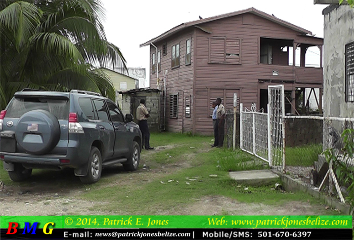Lester Rowland's house (Belize City)