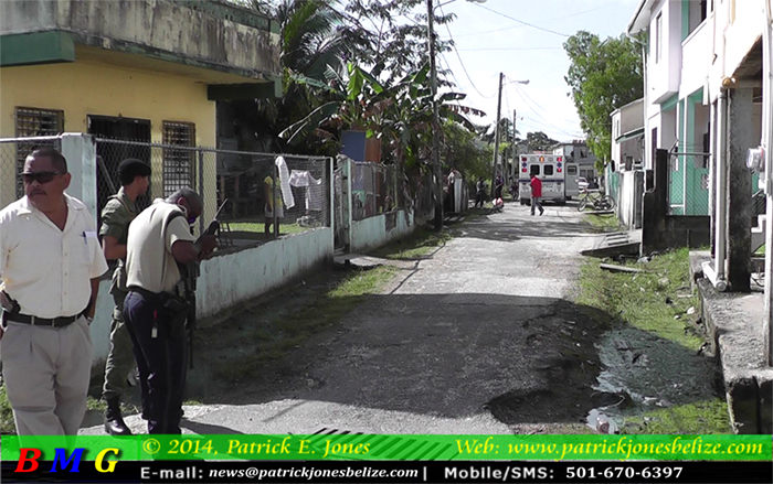 Crime Scne (Belize City)