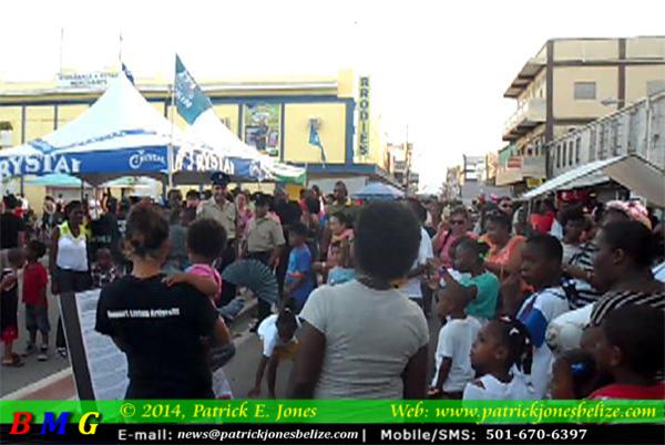 Albert Street (Belize City)