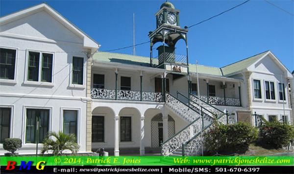 Belize Supreme Court building