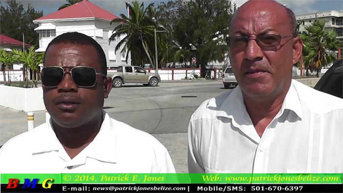 Arthur Saldivar & Trevor Vernon