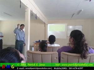 Village leaders training (Toledo)