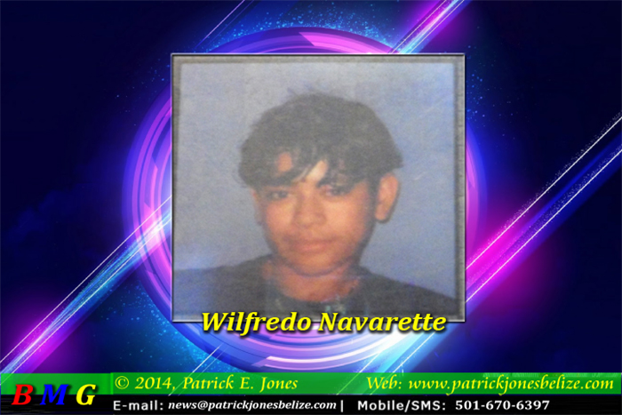 Wilfredo Navarrete (Awaiting trial)