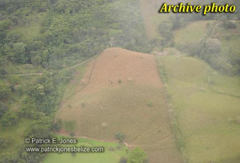 Belize-Guatemala border (Photo courtesy Prensa Libre)