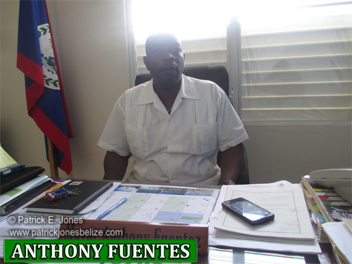 Anthony Fuentes (Mayor of Punta Gorda)