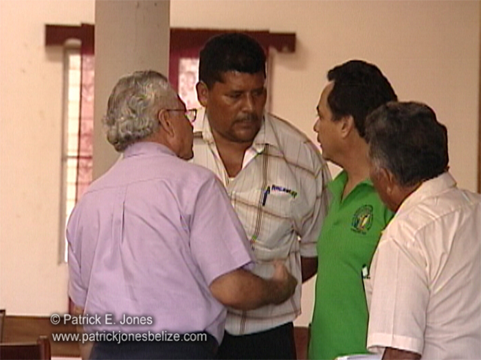 Belize Cane Farmers Association members