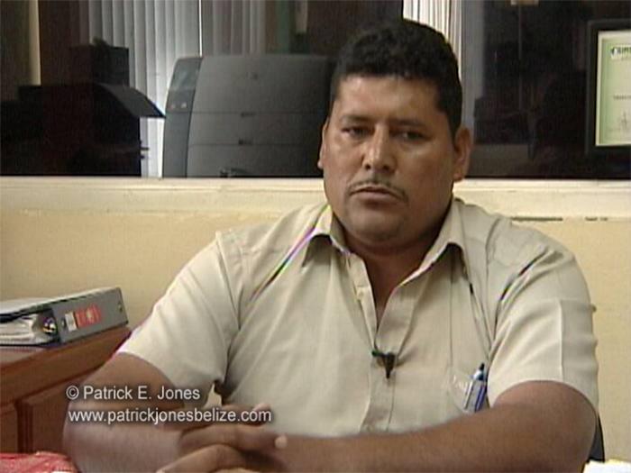 Alfredo Ortega (Vice President, BSCFA)