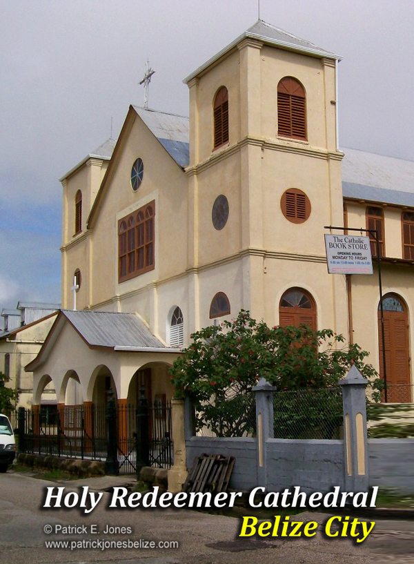 Holy Redeemer Cathedral