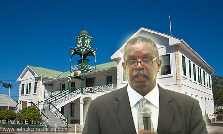 Kenneth Benjamin (Chief Justice of Belize)