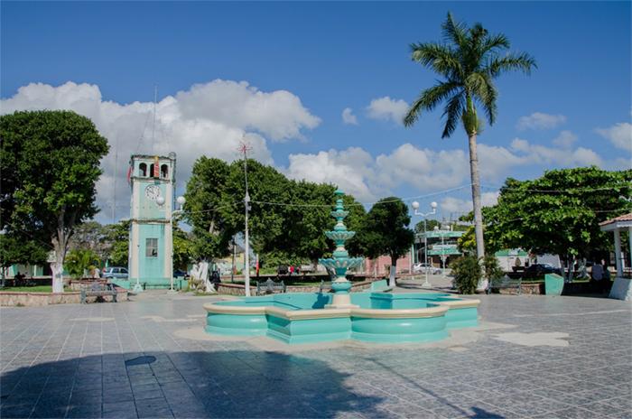 Corozal Town Square