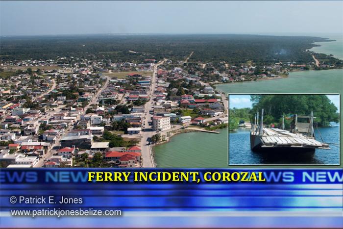 Drowning in Corozal